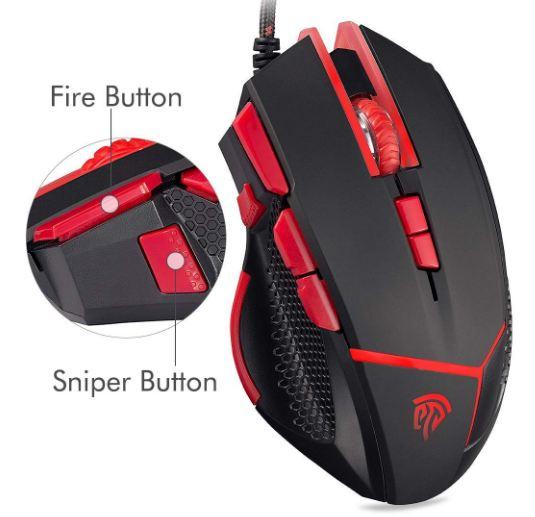 tips memilih mouse gaming fps