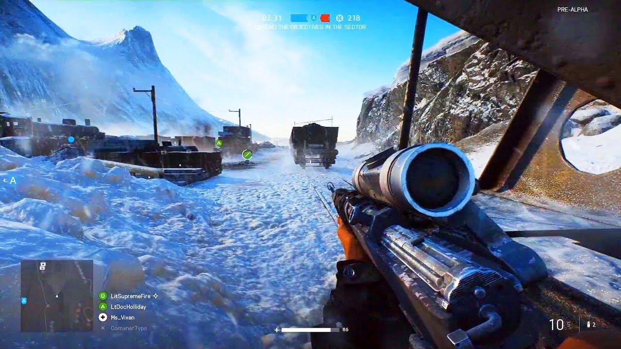 gambar game battlefield v Game FPS PC Termantap Untuk Dimainkan