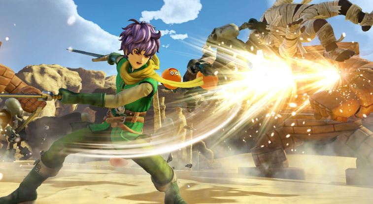 dragon quest heroes 2 terbaru 2019