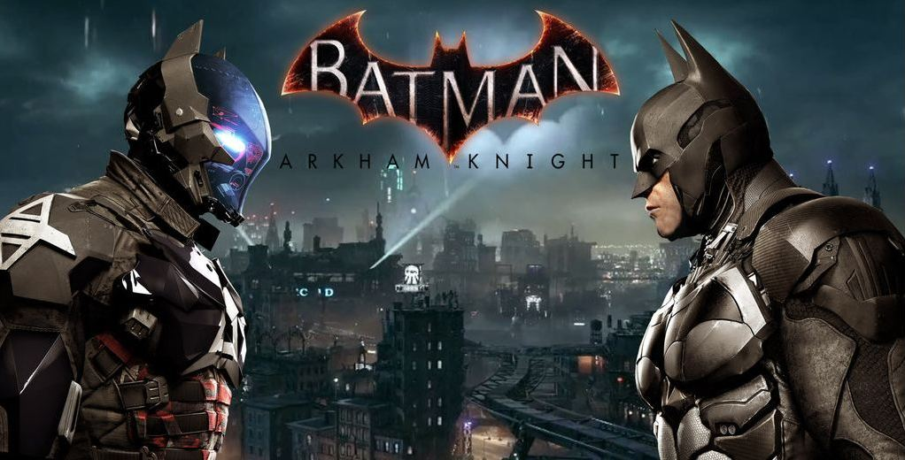 game dc batman