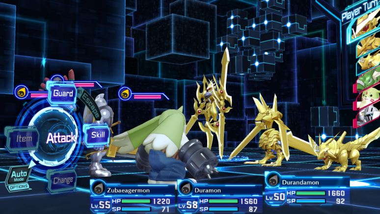 game digimon cyber sleuth hackers memory