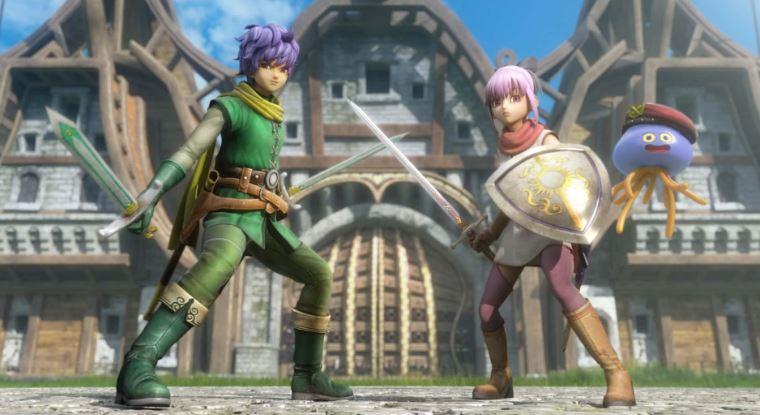 game dragon quest heroes 2 terbaru