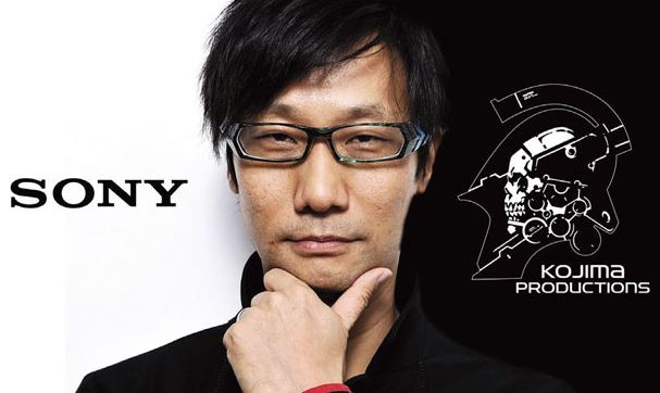 hideo kojima game baru