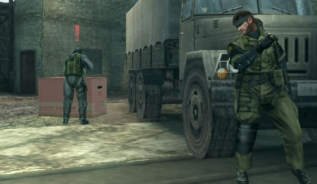 metal gear solid peace walker terbaik