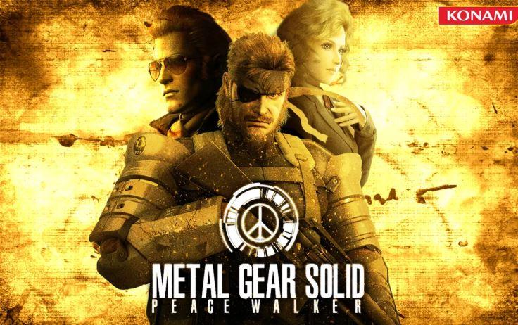 metal gear solid peace walker terbaru