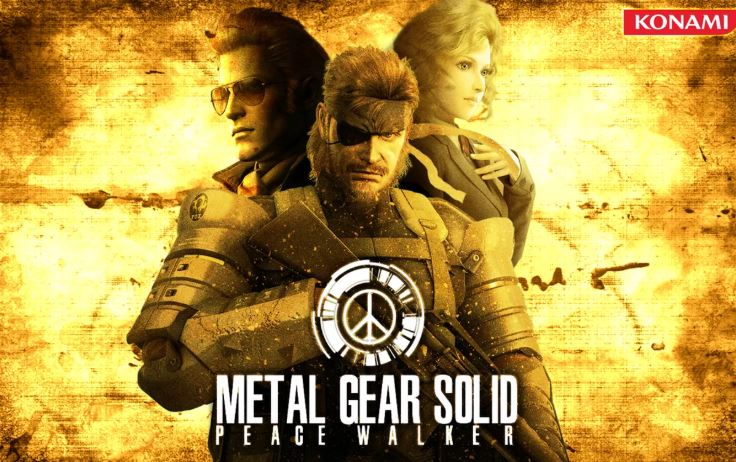 metal gear solid peace walker terbaru