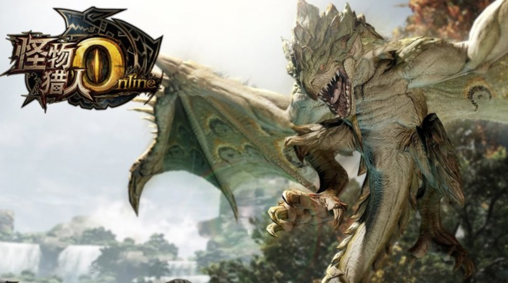 monster hunter online game laris