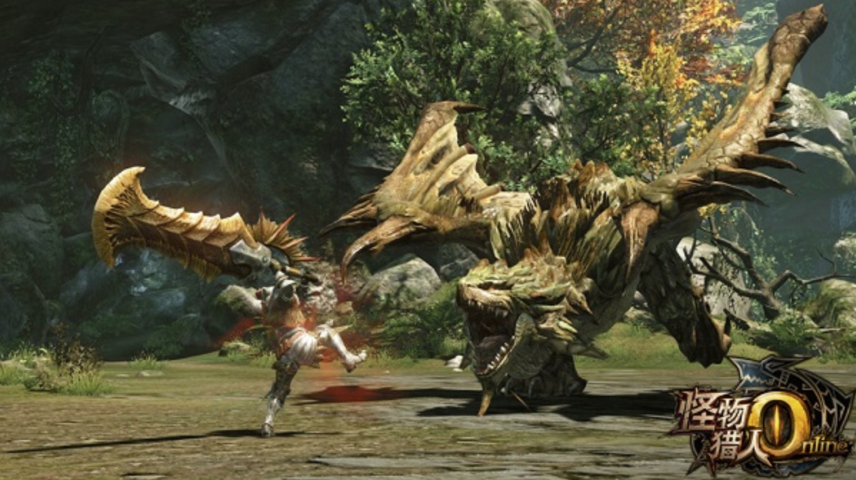 monster hunter online terbaru