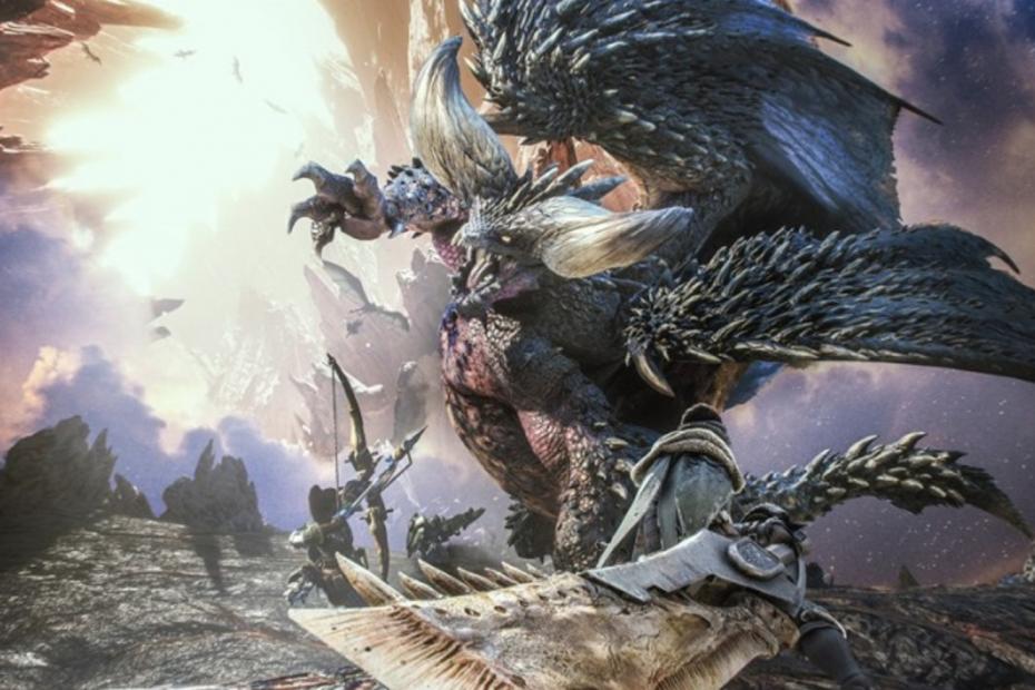 monster hunter world terbaru
