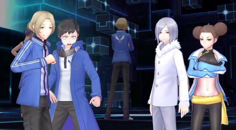 review game digimon cyber sleuth hackers memory