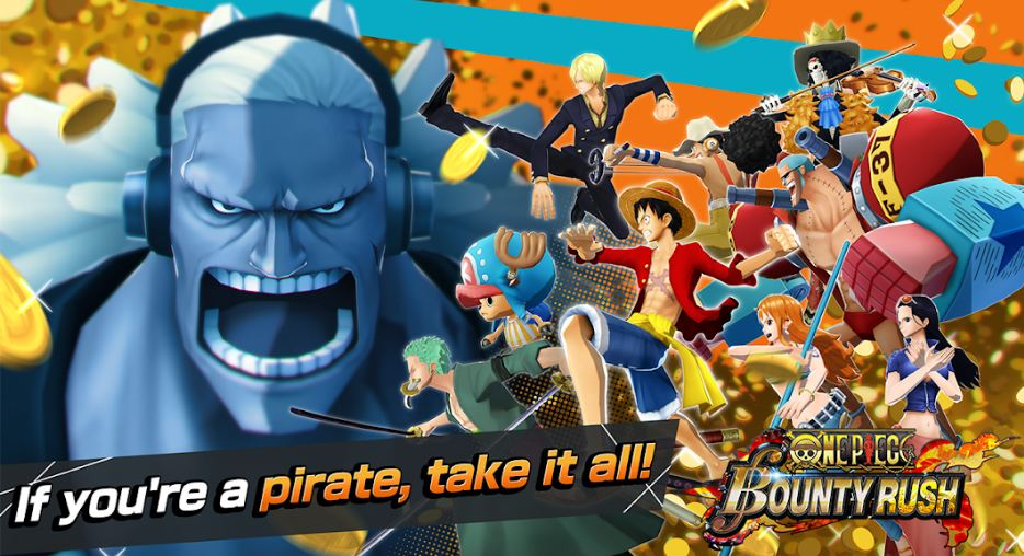 review game one piece bounty rush