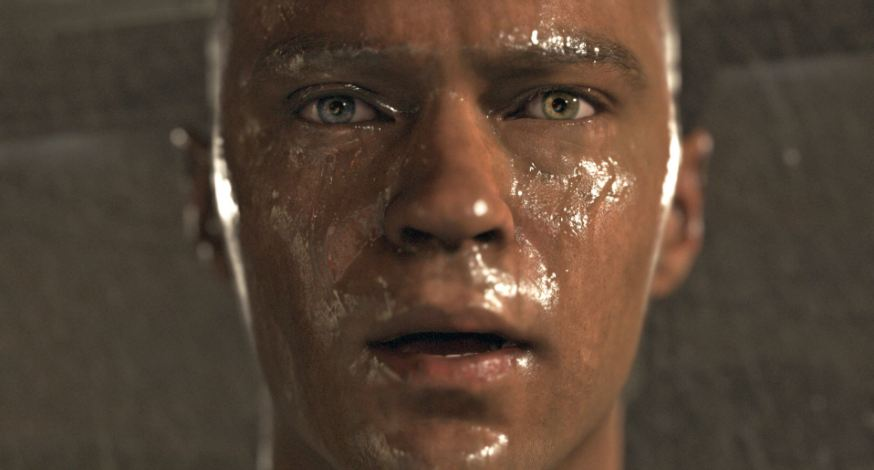 review game ps4 detroit become human