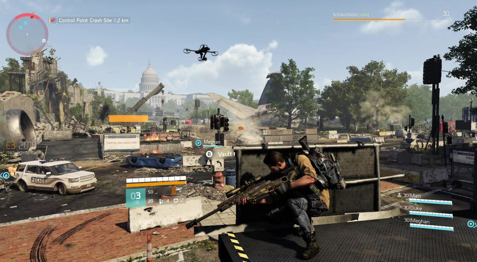 review game tom clancys the division 2
