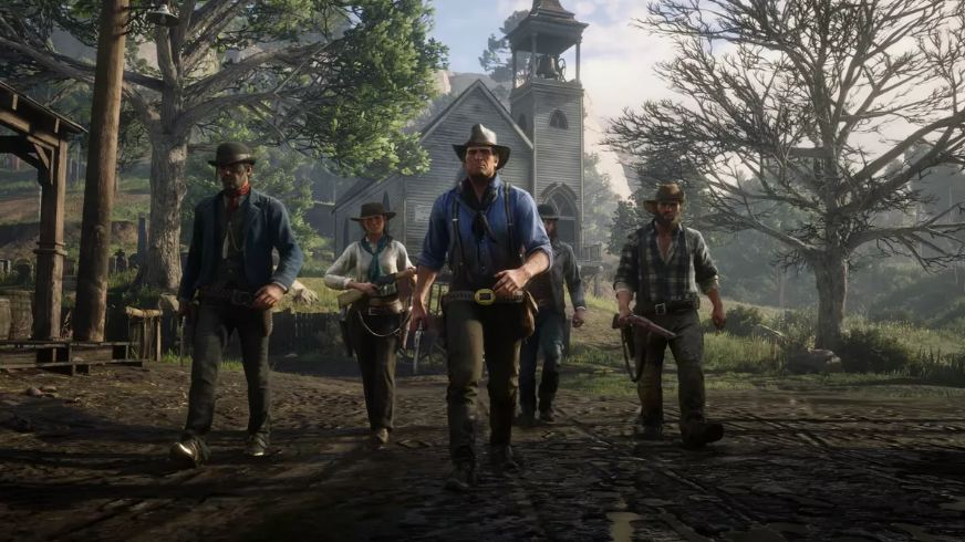 review red dead redemption 2 series