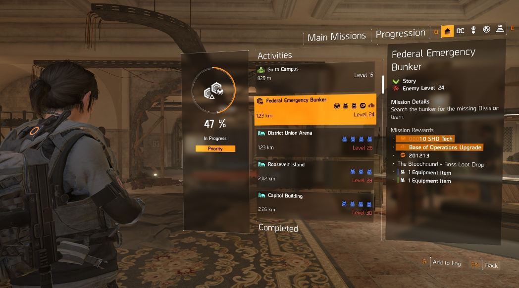 review tom clancys the division 2 pc