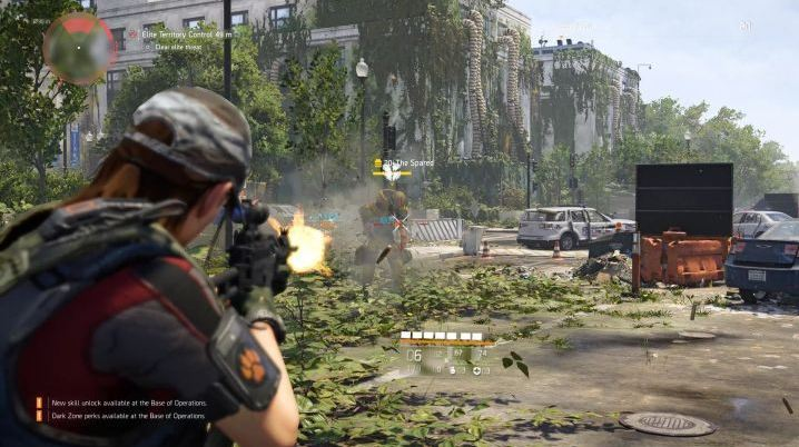 review tom clancys the division 2 xbox one