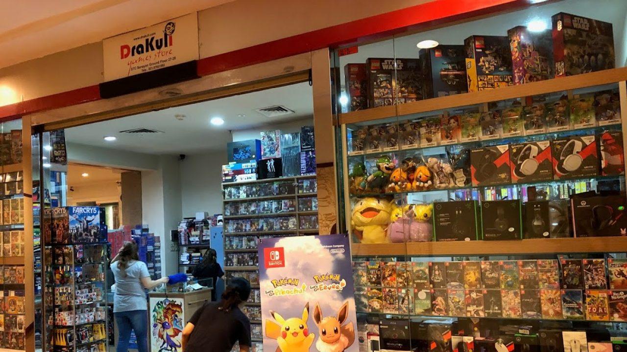 Rekomendasi 11 Toko Game Terbaik Di Indonesia Online Dan Offline