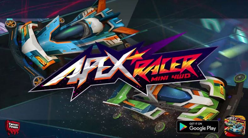 game balap mobil tamiya APEX Racer SOBATGAME