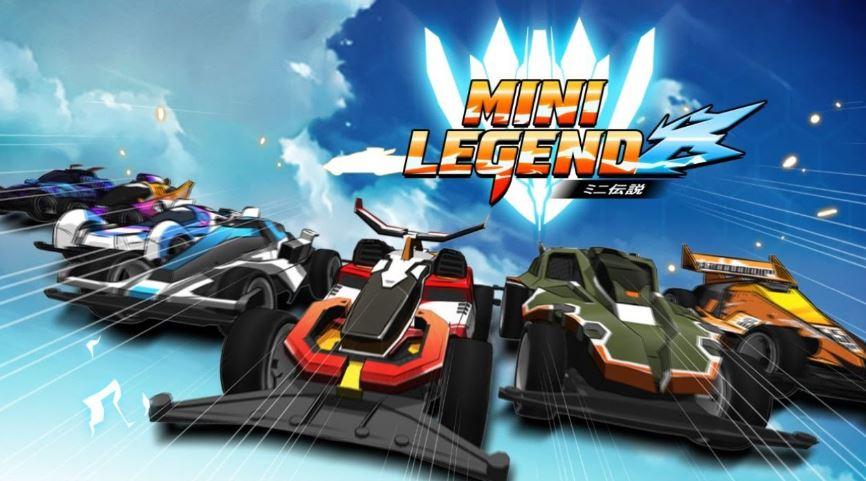 game balap mobil tamiya Mini 4WD Legend SOBATGAME