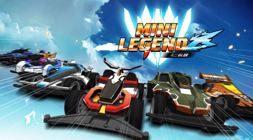 game balap mobil tamiya Mini 4WD Legend SOBATGAME