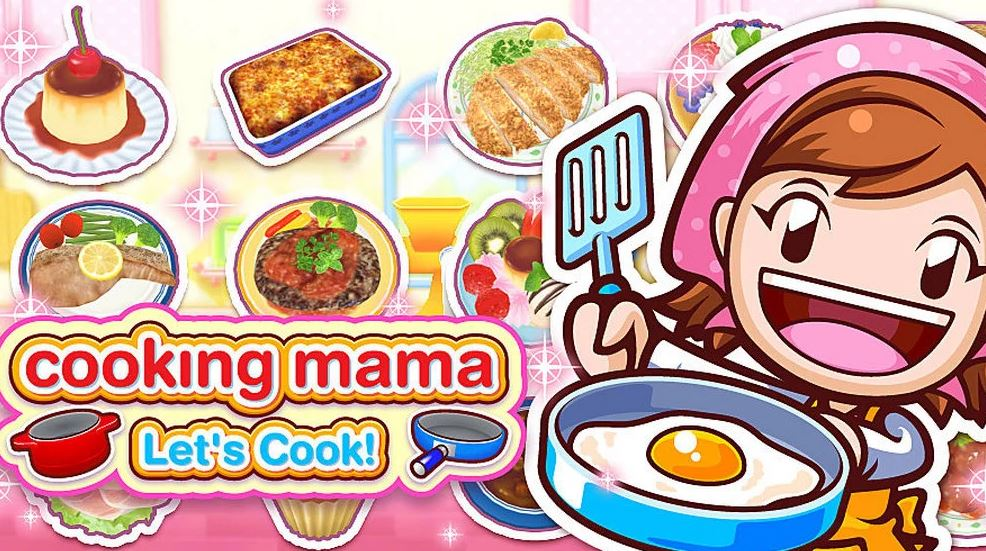 game cooking mama SOBATGAME