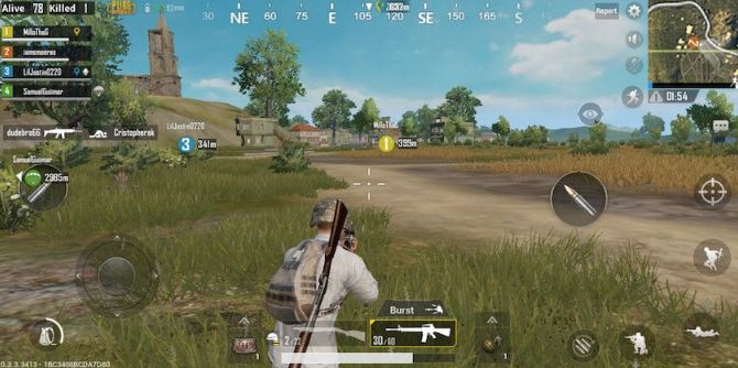 game online terbaik pubg mobile