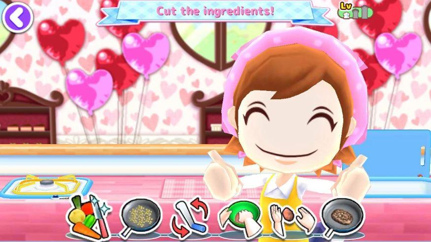 gameplay cooking mama SOBATGAME