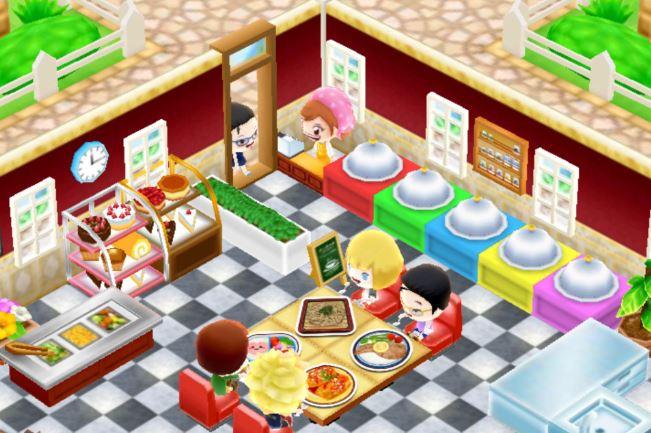 restoran cooking mama SOBATGAME