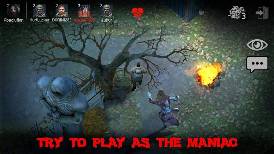game horor android horrorfield