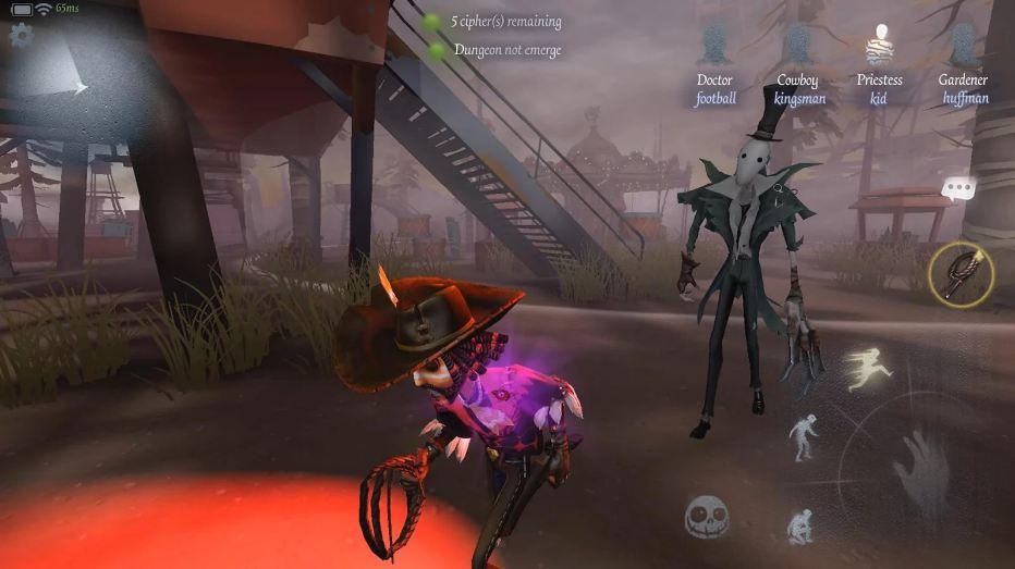 game horor android identity v