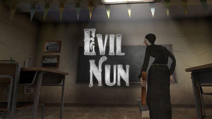 game horor untuk hp android evil nun