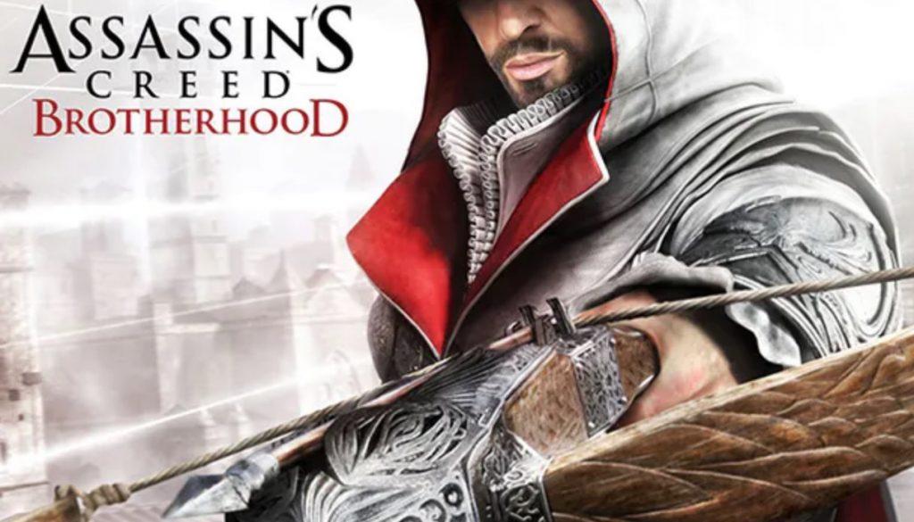 Assassins Creed Brotherhood SOBATGAME