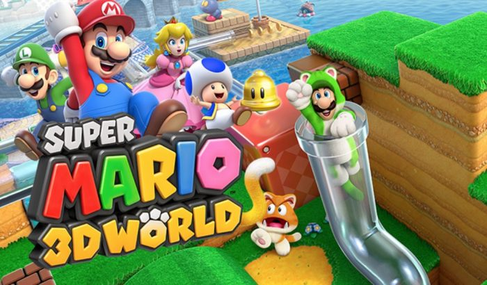 Game Super Mario 3D World Nintendo Wii U SOBATGAME