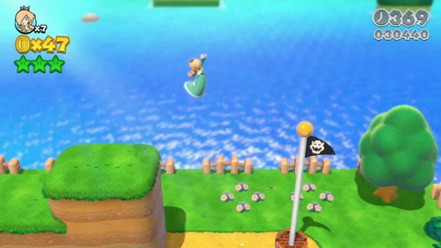 Plot Cerita Super Mario 3D World Nintendo Wii U SOBATGAME