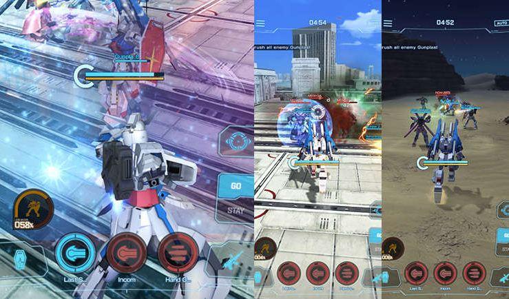 game gundam untuk hp android